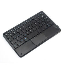 Neu! Kabellos Bluetooth Keyboard w / Touchpad Für Alle 7-10 zoll Android Tablet