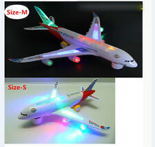 Children Automatic Drive Control Toys Rc Plane Car Model Collection Sound&Light