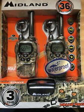 Midland GXT1050VP4 36-Mile 50-Channel FRS/GMRS Two-Way Radio (Pair) (Camo)