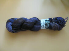 Hedgehog Fibers Sock Yarn -Raven