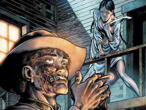 DEATH OF JONAH HEX! FOR REAL! 1978 giant-size western comic book + FREE SHIPPING