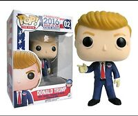 Funko Pop DONALD TRUMP President of America Campaign Vinyl Collection Figure Toy