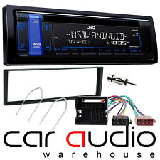 Renault Clio 2005-2012 JVC CD MP3 USB AUX Car Stereo ISO Wiring Fitting Kit