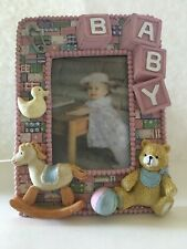 Baby Boy/Girl 3D Nursery Picture Frame