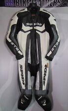 Spidi T-2 Wind Pro One Piece Motorcycle Leathers Race Suit - EU 56 / UK 46