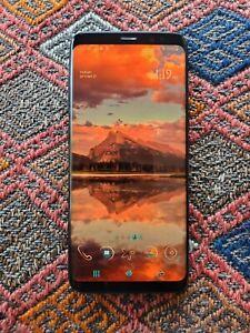 Samsung Galaxy S8 SM-G950U - 64GB - Prism Black (T-Mobile) Smartphone