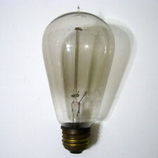 Edison Mazda Antique Light Bulb Lamp - Excellent Condition No Problems Scarce!