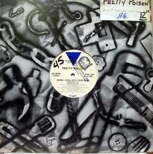 Pretty Poison - When I Look Into Your Eyes LP VG+ DMD 1204 Vinyl 1988 Promo