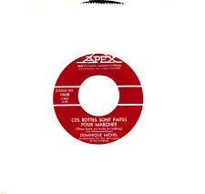CANADA 1966 FRENCH QUEBEC POP ROCK 45 RPM DOMINIQUE MICHEL : LEE HAZLEWOOD