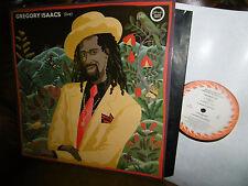 "Gregory Isaacs (live), London 1982, UK England, Island IRG 2 LP, 12"", 1985"