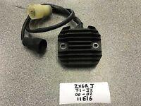 Regulator Rectifier Reg Rec 2000 - 2002 Kawasaki ZX6R ZX6 R ZX 6 J J1 J2