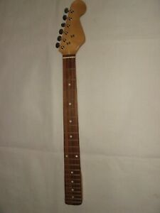 Fully Loaded Unbranded Electric Guitar Neck Spares Repair 22 Frets