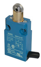 SUNS SN3112-SP-A1 Roller Plunger Compact Limit Switch 1m Cable