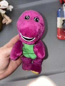 Gund Barney Dinosaur Beanbag Plush