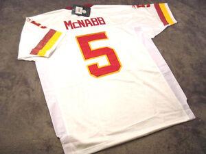 DONOVAN MCNABB #5 - Washington Redskins (Eagles) White Jersey - ALL SIZES AVAIL.