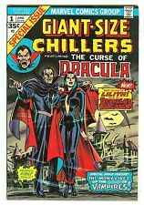 Giant-Size Chillers 1   Origin & 1st Lilith, Dracula's daughter