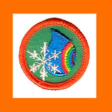 WATER WONDERS Girl Scout Badge Worlds to Explore NEW Science Today & Tomorrow