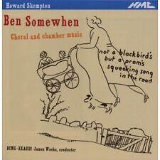 Birmingham Contempor - Howard Skempton-Ben Somewhen [New CD]