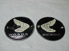 Honda C95 CD125 CD175 CA175 EMBLEM FUEL TANK