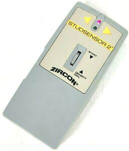 Zircon Studsensor 2 Stud Finder Sensor Tested Works