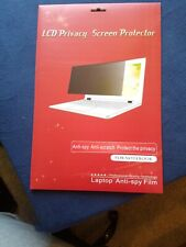 NEW Anti Glare Privacy LCD Screen Protector Film For Laptop Notebook Desktop