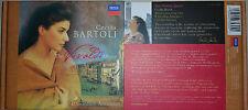 CECILIA BARTOLI The Vivaldi Album Il Giardino Armonico CD NM