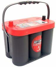 BATTERIA ORIGINALE OPTIMA® RED TOP RTC4.2  50AH 815A FIAT JEEP FREEMONT