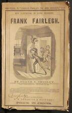Smedley, Frank E.  Frank Fairlegh.