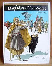 """COTHIAS-JUILLARD / LES SEPT VIES DE L'EPERVIER """"L'INTEGRALE"""""""