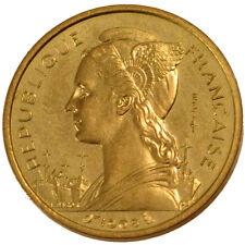Monnaies, Côte Française des Somalis, 10 Francs Essai #25710