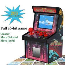 16 Bit Mini Arcade Classic Game Console Retro Built in 200 Games Handheld _GG