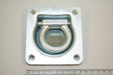 Recessed Flush Fit Load Cargo Lashing Ring / Eye / Tie Down (102mmx95mmx24mm)