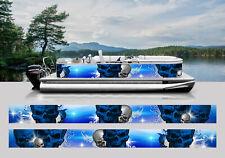 175x9 Stripes Pickup Truck Tapered Vinyl Decal Side Graphic Van Car Pontoon Boat