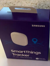 Verizon Samsung SmartThings Tracker Gps Live Tracking Lte Smv110Vzwvb Nib