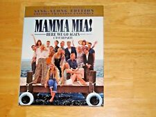 Mamma Mia Here We Go Again (Blu-ray/DVD, Includes Digital Copy)