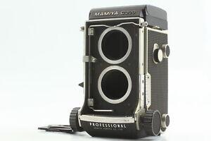 [ EXC +5] mamiya C220 Formato Medio Tlr Film Fotocamera Corpo Da Giappone