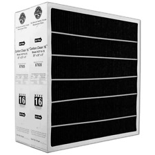 """Lennox X7935 Healthy Climate HCF14-16 20"""" x 20"""" x 5"""" Carbon Clean Filter- 2-Pack"""