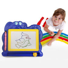 Kids Drawing Board Magnetic Writing Sketch Pad Erasable Magna Doodle Children TF