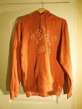 Texas Longhorn Sweatshirt Hoodie Size L From Foot Locker -Vintage Stitched Looks