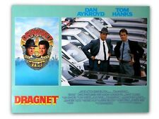 """DRAGNET"" ORIGINAL 11X14 AUTHENTIC LOBBY CARD POSTER PHOTO 1987 HANKS"