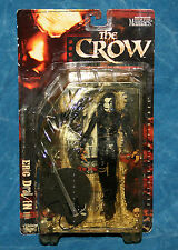 Mcfarlane The Crow Eric Draven Movie Maniacs Action Figure