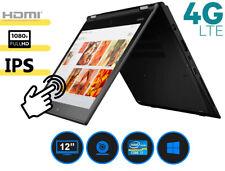 "Lenovo ThinkPad YOGA 260 i7-6500U 8GB 256GB 12"" TouchScreen IPS Full HD"