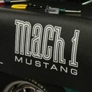 MACH 1 Mustang Fender Gripper - Best Fender Cover In The World! Fits All Years!