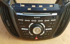 Ford Kuga MK2 Sony Sat Nav DAB Stereo Radio Headunit Fascia Controls Vents