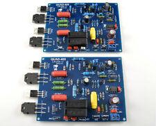 2pcs QUAD405 125W+125W power amplifier kit dual 2.0 channel for HIFI DIY