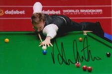 SNOOKER HAND SIGNED ALI CARTER 6X4 PHOTO 11.