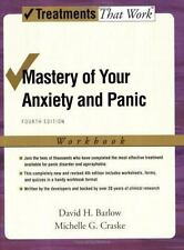 Mastery of Your Anxiety and Panic: Workbook (Treatments That Work)