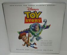 TOY STORY - Deluxe CAV Laser Disc Edition Disney Movie