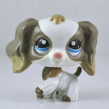 Littlest Pet Shop 2254 Cocker Spaniel Dog LPS Toy Hasbro 2010 RARE Blythe Set