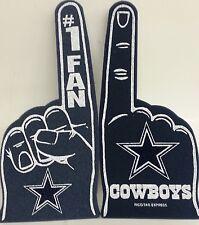 NFL Foam Finger, Dallas Cowboys, NEW